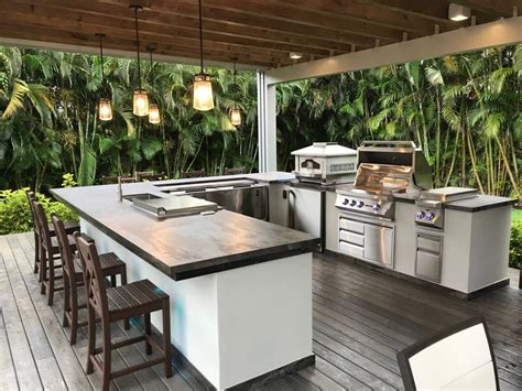 Outdoor kitchens near me Image