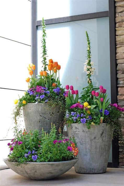 Outdoor Planter Ideas