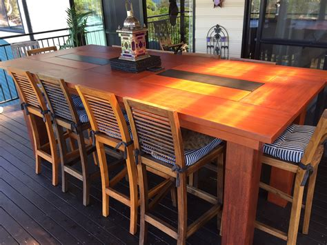 Outdoor-Bar-Height-Table-Plans