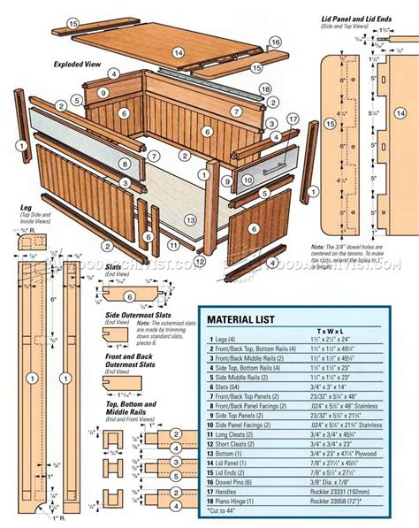 Outdoor-Cedar-Storage-Chest-Plans