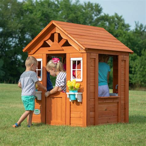 Outdoor-Cottage-Playhouse