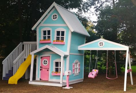 Outdoor-Dollhouse-Plans