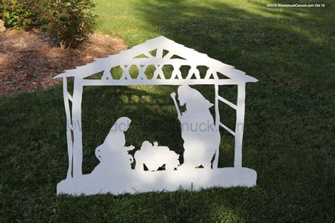 Outdoor-Nativity-Woodworking-Patterns