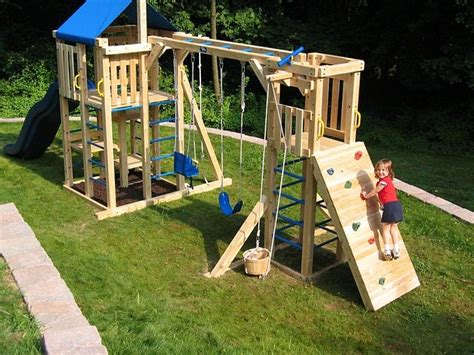 Outdoor-Playset-Plans
