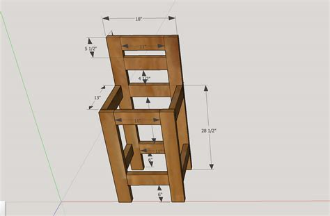 Outdoor-Pub-Chair-Plans