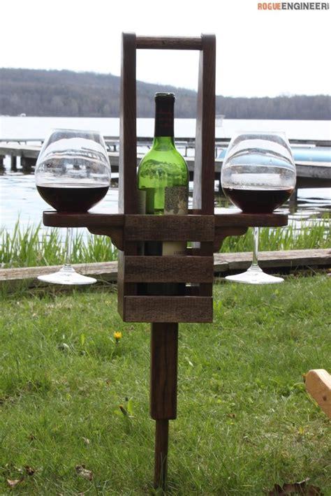 Outdoor-Wine-Caddy-Plans