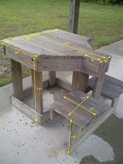 Outdoor-Wood-Shooting-Bench-Plans