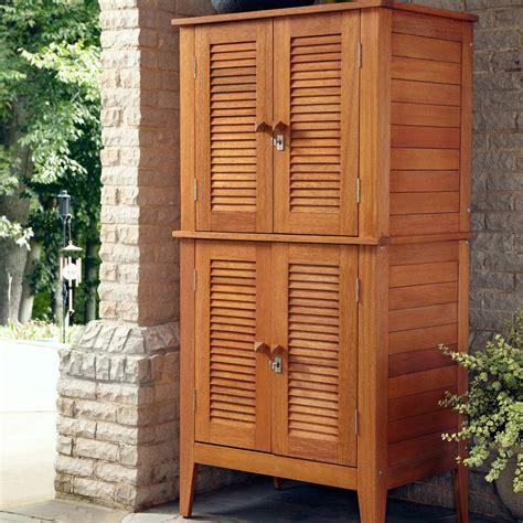Outdoor-Wood-Storage-Cabinets-With-Doors