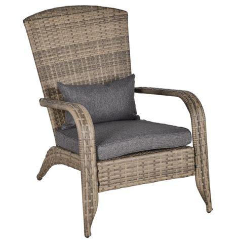 Outdoor-Woven-Adirondack-Chair