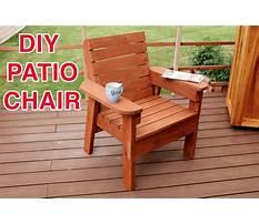Best Outdoor chair plans diy.aspx