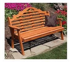 Best Outdoor furniture bench