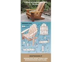 Best Outdoor furniture design plans