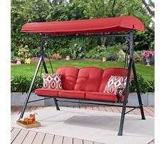 Best Outdoor furniture porch swing