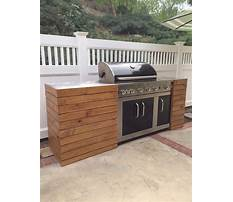 Best Outdoor kitchen island designs