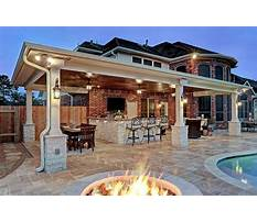 Best Outdoor kitchens and fireplaces near me