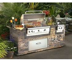 Best Outdoor kitchens for sale near me