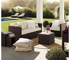 Best Outdoor modern patio furniture