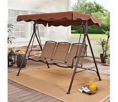 Best Outdoor porch swings walmart