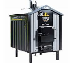 Best Outdoor wood boiler plans free