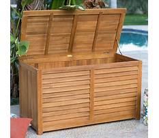 Best Outdoor wooden storage box plans.aspx