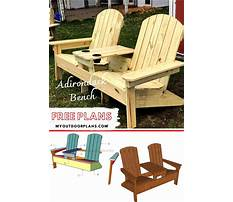 Best Outdoor woodworking plans for free