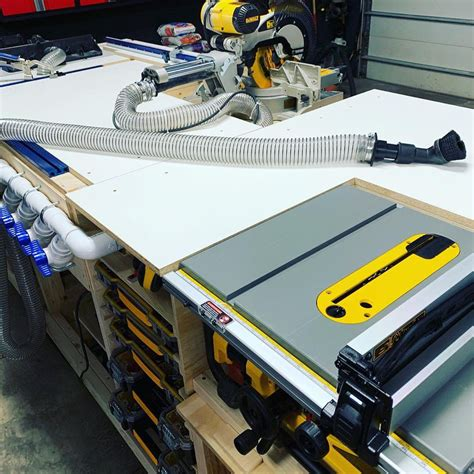 Outfeed Table Plans For Dewalt Table Saw