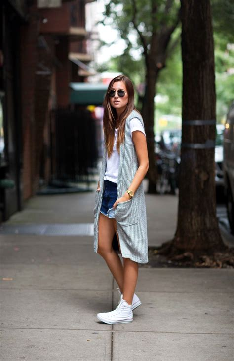 Outfit Ideas With Converse Sneakers
