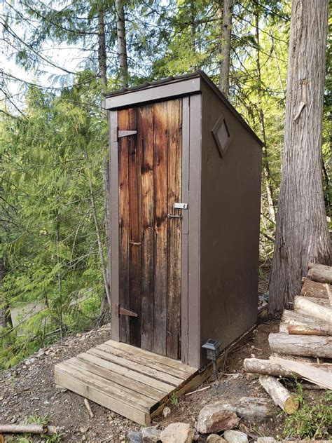 Outhouse Designs Plans