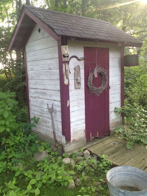 Outhouse Potting Shed Plans