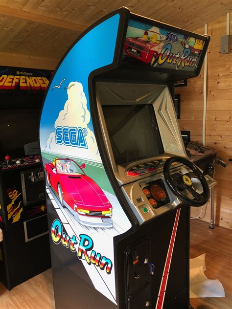 Outrun Cabinet Plans