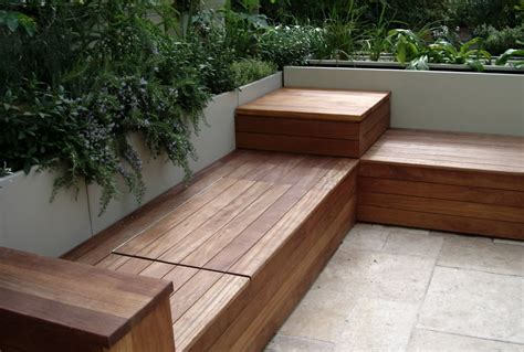 Outside Bench Seat Plans