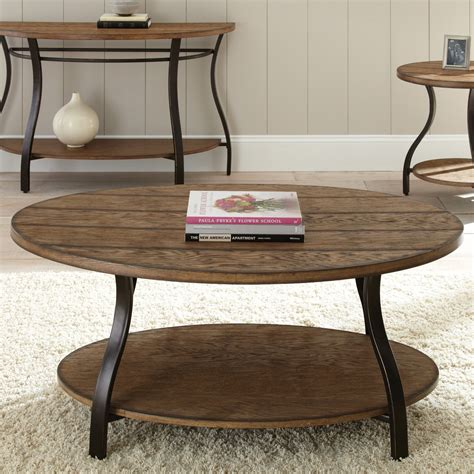 Oval Display Coffee Table Woodworking Plans