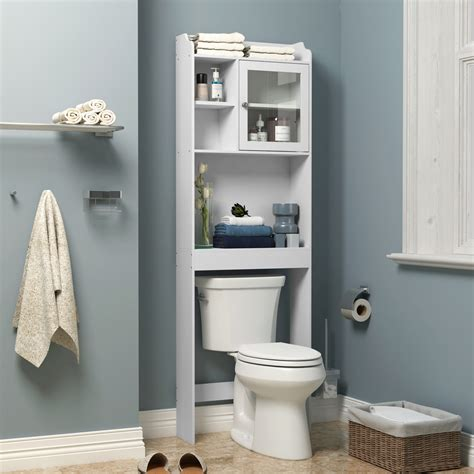 Over Toilet Storage Images