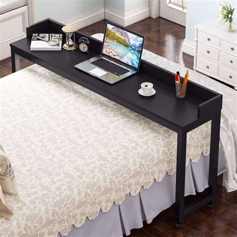 Overbed-Table-With-Wheels-Diy