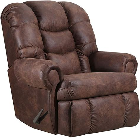 Oversized Recliner With 400 Pound Limit