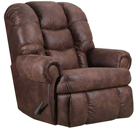 Oversized Rocker Recliner 500 Lb Capacity