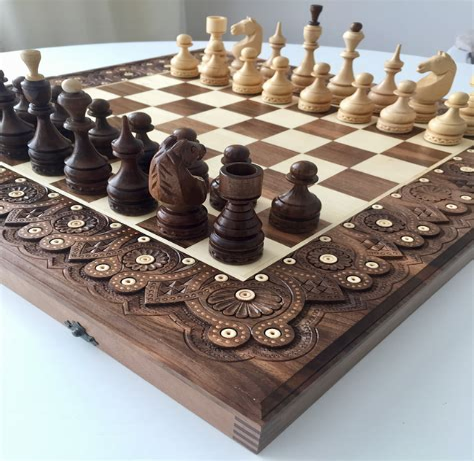 Oversized-Chess-Set