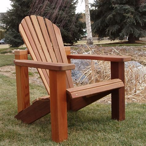 Oversized-Wood-Adirondack-Chairs