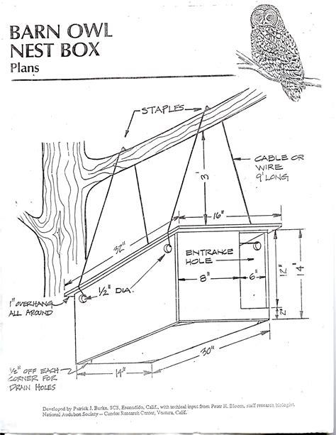 Owl-Nest-Box-Plans-Pdf