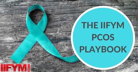 [click]pcos Playbook How To Track Macros And Make Progress With .