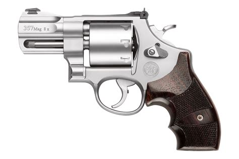 Performance Center  Model 627  Smith  Wesson.