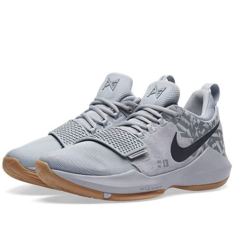 PG 1 Superstition basketball shoes mens wolf grey/wolf grey-cool grey (10.5)