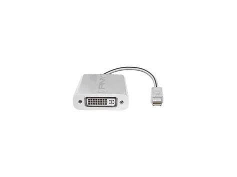 PNY mDP to DVI Three Pack Retail MDP-DVI-THREE-PCK