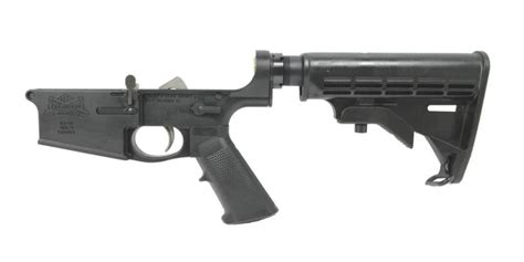 Psa Gen2 Pa10 308 Complete A2 Ept Rifle Lower With .
