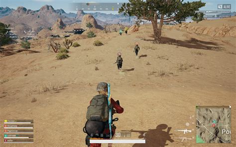 PUBG 1 Man Squad Mode