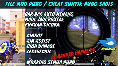 PUBG Mobile Aim Assist Cheat