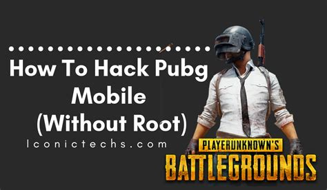 PUBG Mobile Best Hack Script