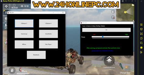 PUBG Mobile Cheat Engine Script