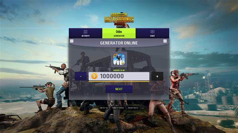 PUBG Mobile Cheat Generator