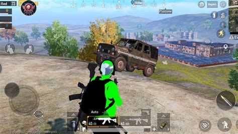 PUBG Mobile Hack Gameplay